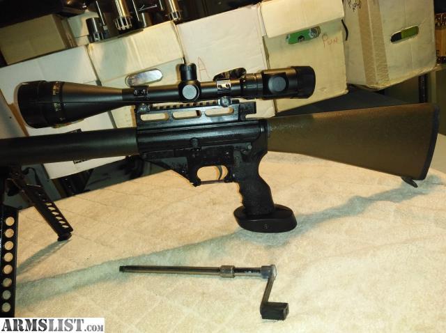 ARMSLIST - For Sale/Trade: DPMS VPR Single-Shot  50 BMG