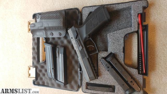 ARMSLIST - For Sale/Trade: Optic ready CZ P09