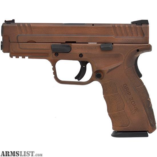 For Sale: Springfield XD Mod-2 9mm 4in 16rd