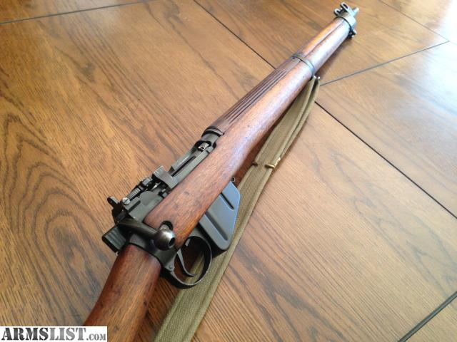 ARMSLIST - For Sale/Trade: Enfield No4 Mk1
