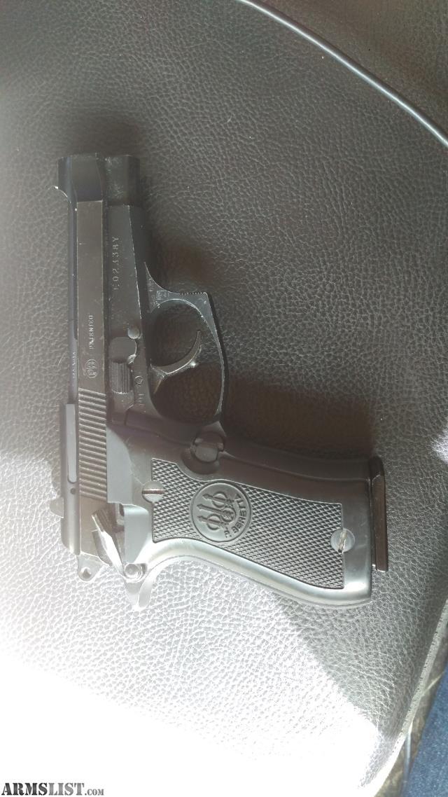 ARMSLIST - For Sale: Beretta 84 F Cheetah