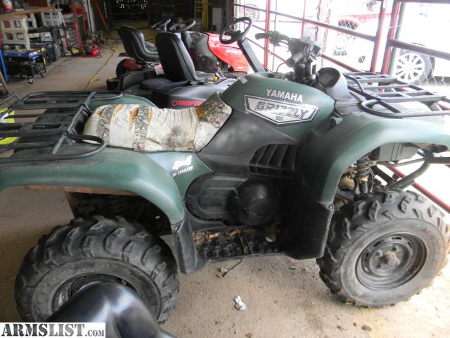 Yamaha Grizzly For Sale Colorado