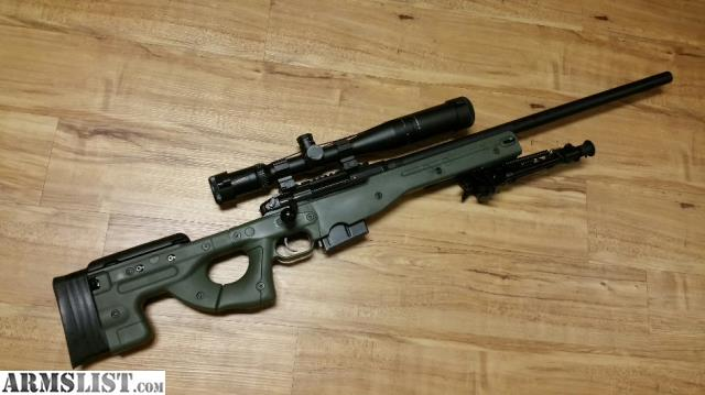 ARMSLIST - For Sale/Trade: Accuracy International AE  308