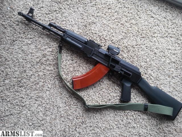 ARMSLIST - For Sale: Arsenal SAM7R AK-47, 7 62x39mm