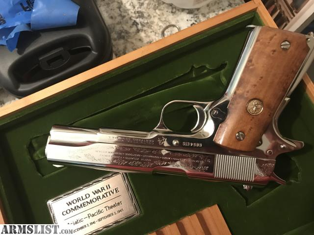 ARMSLIST - For Sale: COLT WWII commemorative European theater