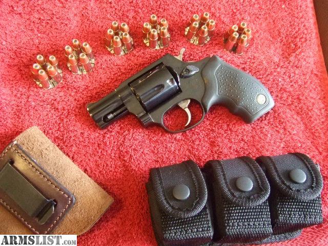 ARMSLIST - For Sale: Taurus 905, 9mm Blued Snub Revolver, 5rnd  IWB