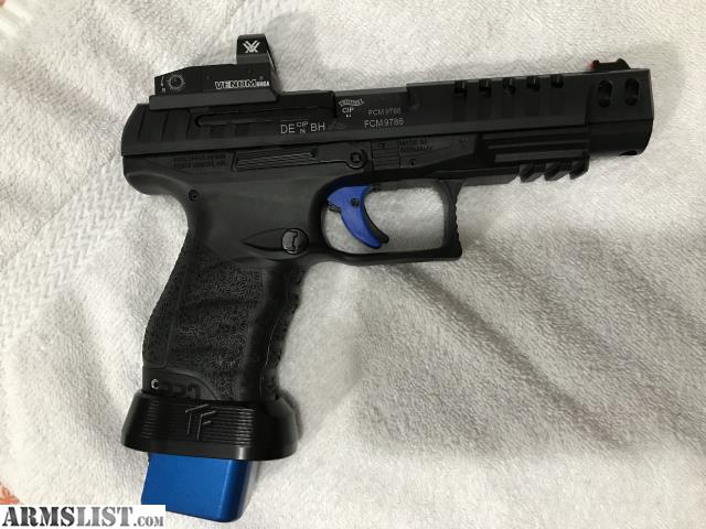 armslist for sale walther ppq q5 match