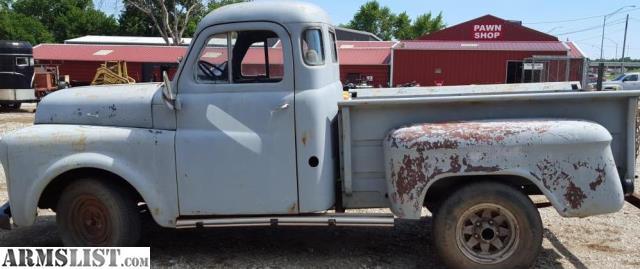armslist for sale 1950 dodge pickup. Black Bedroom Furniture Sets. Home Design Ideas