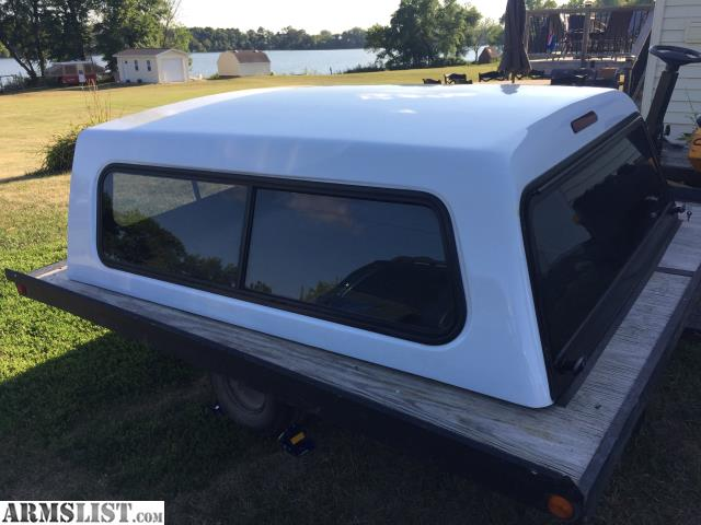 Truck Bed Camper Shell For Sale Minnesota