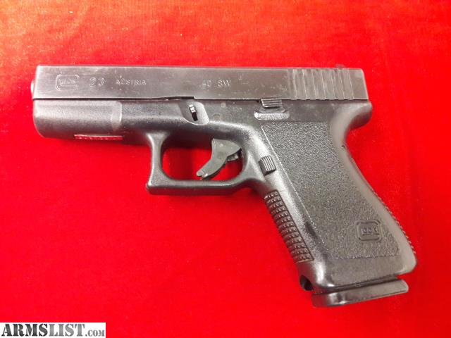 Armslist for sale glock 23 for Golden nugget pawn jewelry holiday fl