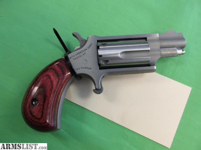 ARMSLIST - For Sale: North American Arms NAA Mini Revolver
