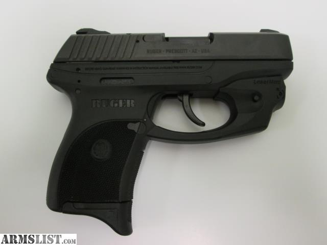 Armslist For Sale Used Ruger Lcp 9mm With Laser