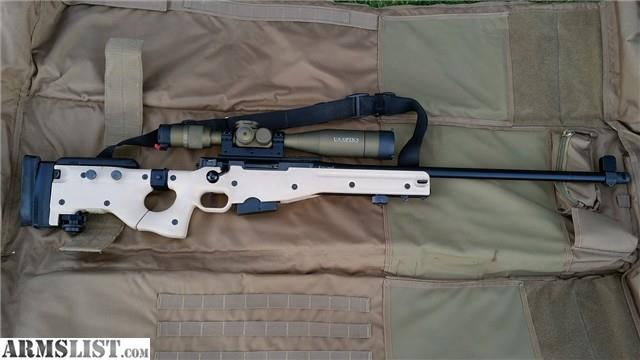 Accuracy International Aw: Accuracy International AW 7 62