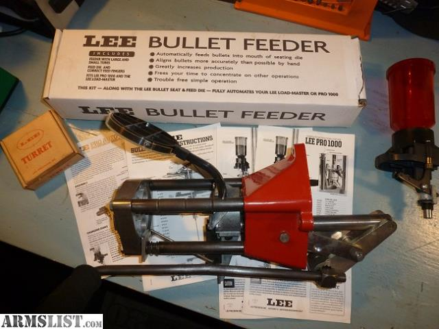 Armslist For Sale Trade Lee Pro 1000 Progressive Press
