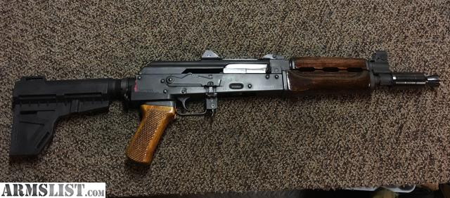 ARMSLIST - For Trade: Pap m92 with lots of extras