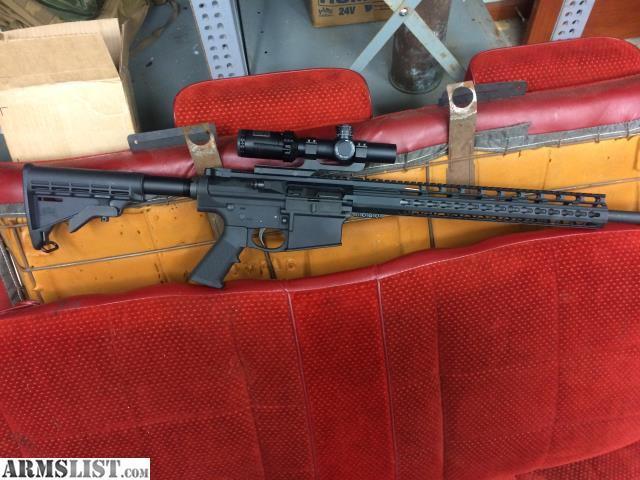 Armslist For Sale Trade 7 62 Ar Upper