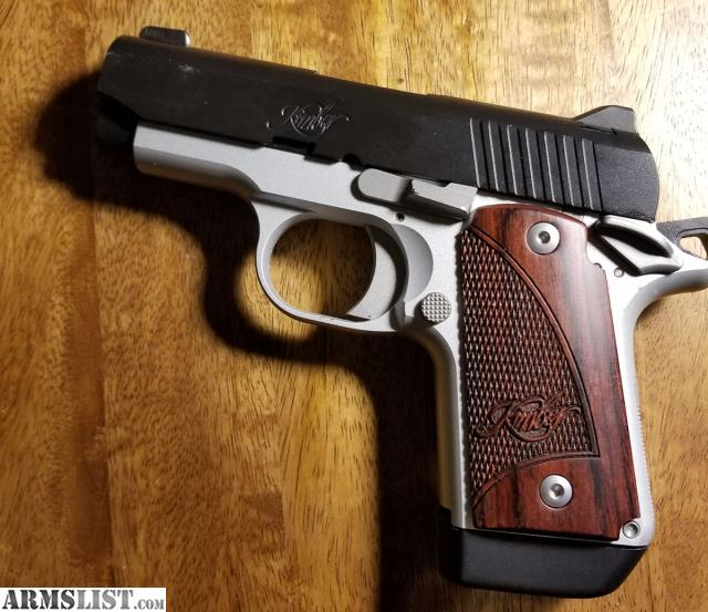ARMSLIST - For Sale: Kimber Micro 9 Two Tone - New Never Fired