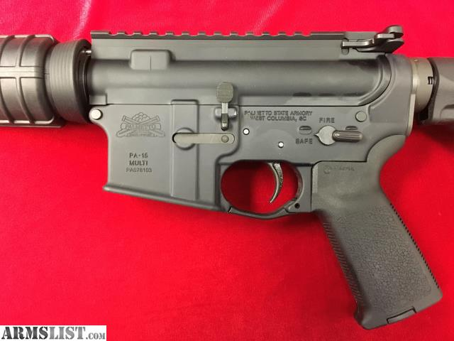 Armslist for sale new psa ar 15 w moe stock grip 1 mag for Golden nugget pawn jewelry holiday fl