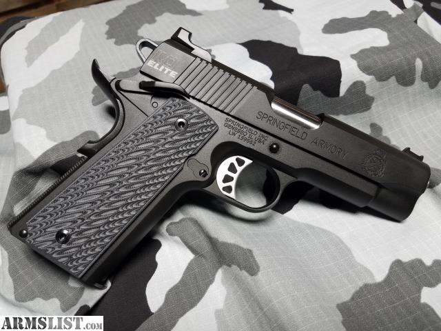 ARMSLIST - For Sale: SPRINGFIELD ARMORY RANGE OFFICER ELITE CHAMPION