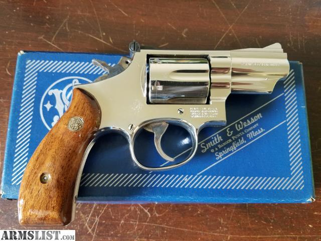 armslist for sale s w model 19 rh armslist com Smith and Wesson 357 Model 19 S&W Model 19-3