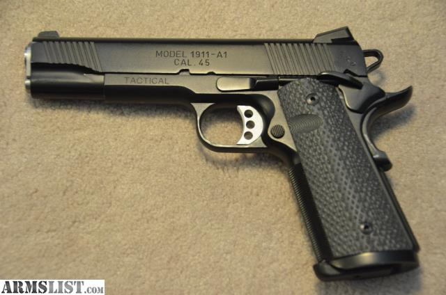 ARMSLIST - For Sale: Springfield Armory TRP 1911