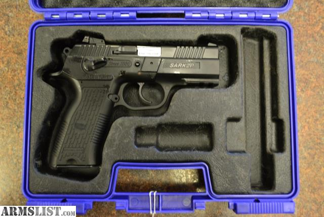 For Sale: EAA Sar Arms K2P 9mm Semi Pistol