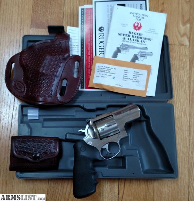 Armslist For Sale Ruger Alaskan 44 Mag