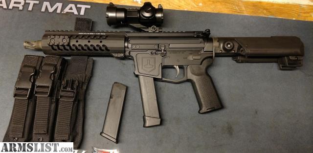 ARMSLIST - For Sale: AR-15 pistol in  40 S&W