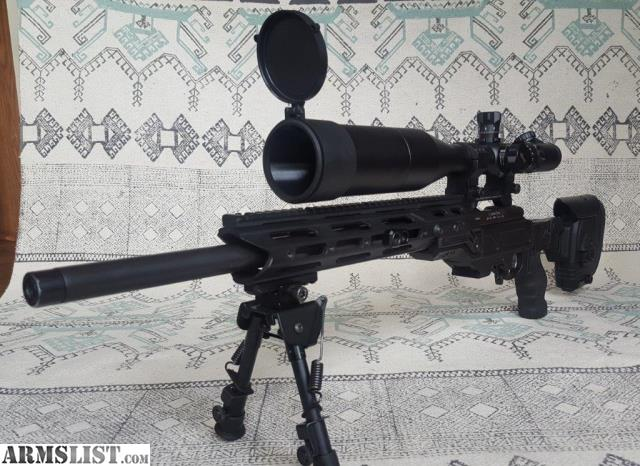 ARMSLIST - For Sale: Remington 700 Cadex Chassis Sniper Rifle