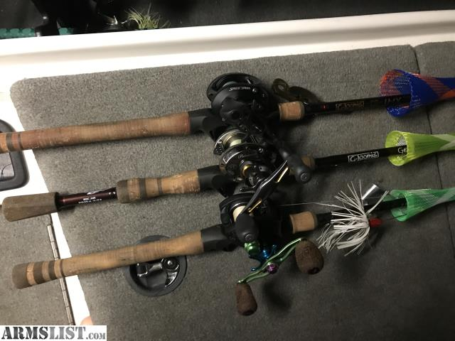Armslist for sale trade fishing gear for Fishing gear for sale