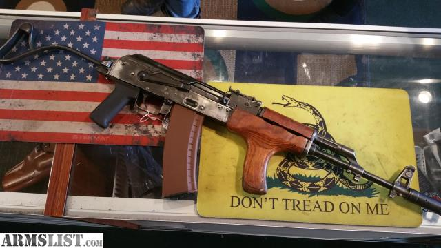 ARMSLIST - For Sale: RARE Demilled AIMS-74 AK74