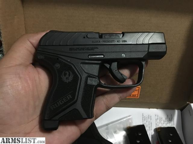 ARMSLIST - For Sale: Ruger LCP II w/ extras