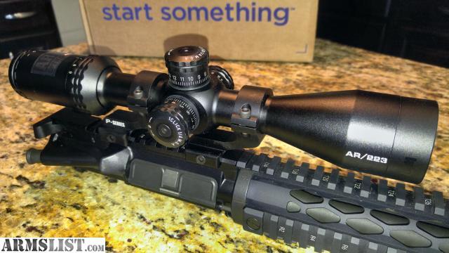 Armslist For Sale Bushnell Ar223 5 56 Optic W Nikon P