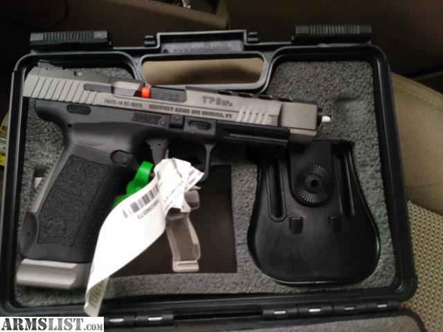 ARMSLIST - For Sale: Canik TP9SFX Kydex holster