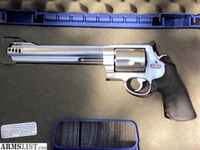 Ps90 For Sale >> ARMSLIST - For Sale: Smith Wesson S&w 500 magnum 8 inch