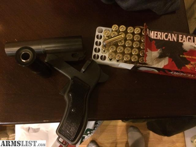 ARMSLIST - For Sale:  45/410 Flare pistol with parachute and
