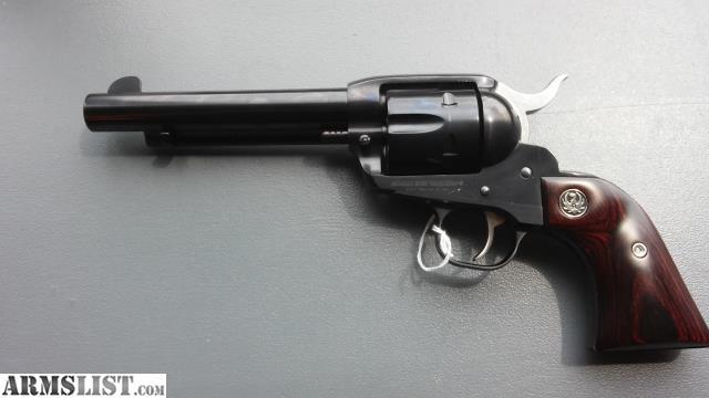 Armslist For Sale Ruger New Vaquero 357 Magnum 5 5