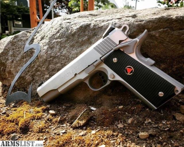 ARMSLIST - For Sale: Colt 1911 Delta Elite 10MM $1099