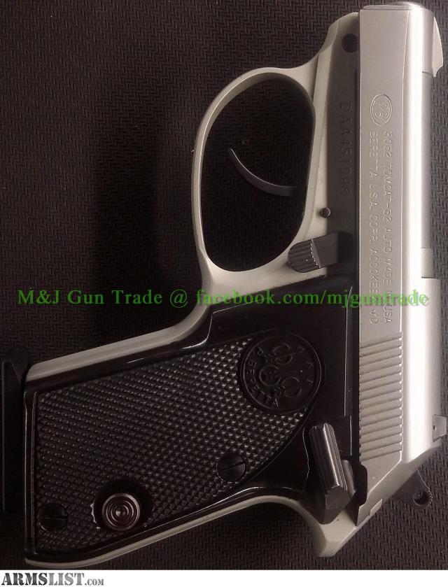 ARMSLIST - For Sale: Beretta Mod  3032 Tomcat Inox in  32 ACP