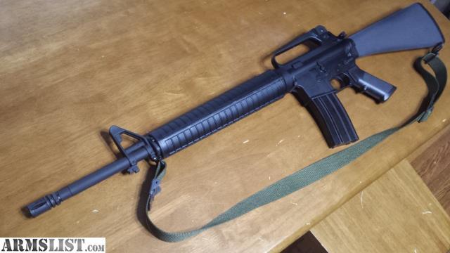 ARMSLIST - For Sale: Bushmaster XM15 Target A2 AR-15 5 56/223 20