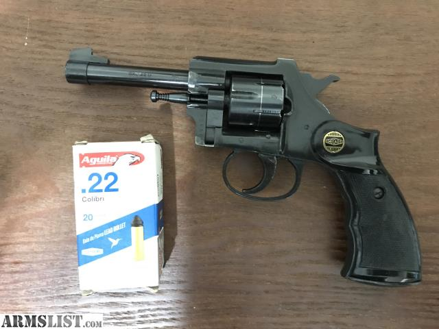 ARMSLIST - For Sale: Gecado 22lr Revolver