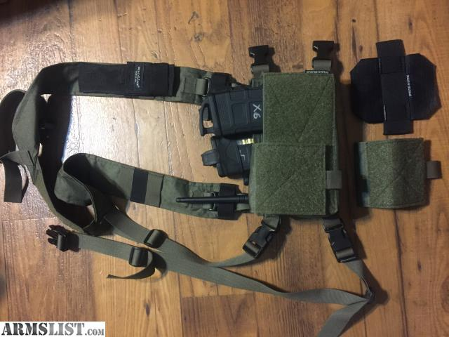 Armslist For Sale Spiritus Systems Chest Rig