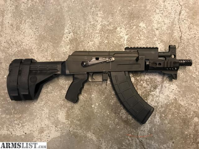 ARMSLIST - For Sale: CAI C39 Micro AK 47 Milled Pistol - New