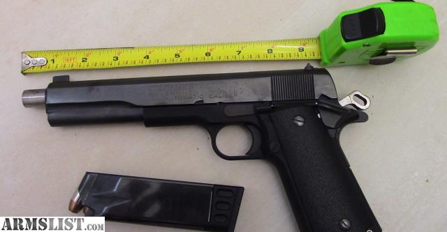 ARMSLIST - For Sale/Trade: Colt 1911 series 70