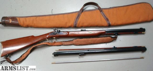 ARMSLIST - For Sale: Thompson Center Cherokee Muzzle Loader 32 & 45