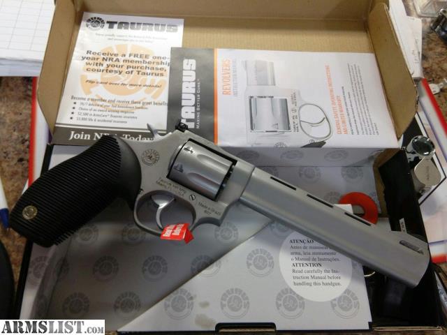 ARMSLIST - For Sale: NEW Taurus Tracker 627 Revolver  357 Magnum 6 5