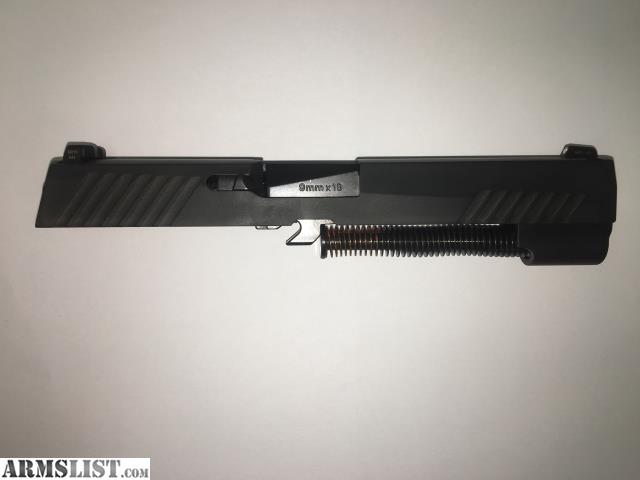 ARMSLIST - For Sale/Trade: Sig Sauer P320 Slide Assembly