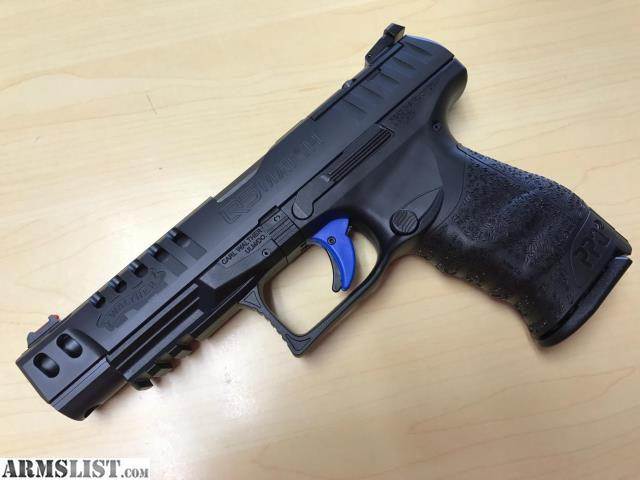 ARMSLIST - For Sale: NEW Walther PPQ Q5 Match 9MM