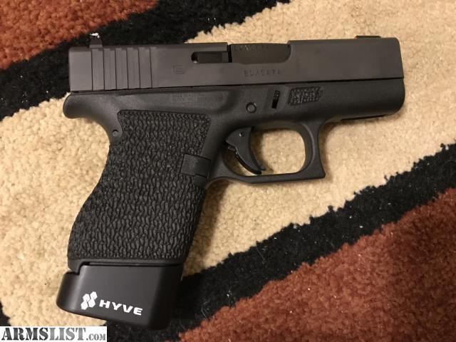 armslist for trade glock 43 talo w extras