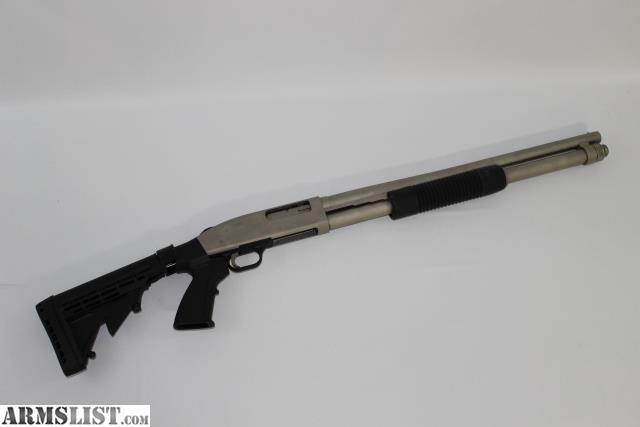 ARMSLIST - For Sale: Mossberg 590 Tactical Mariner 12 Gauge